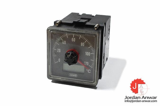 jumo-8650-65-48-temperature-controller-with-digital-indication