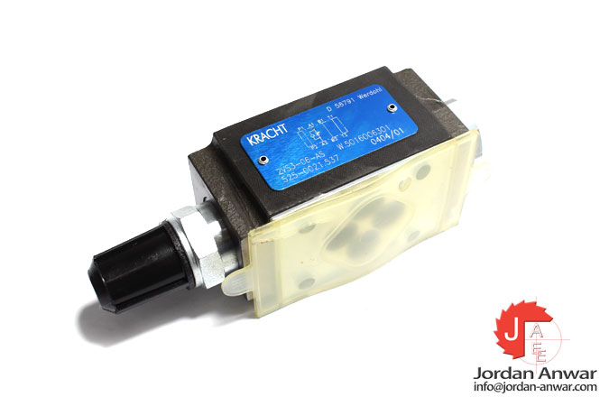 kracht-2VS3-06-AS-double-throttle-check-valve