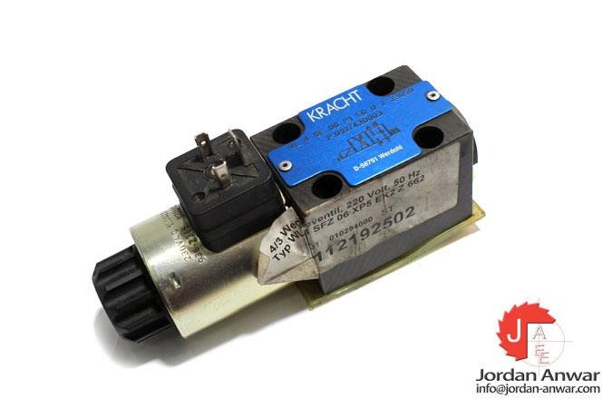 kracht-WL-4-SF-06-P1-EG-0-Z-230050-directional-control-valve