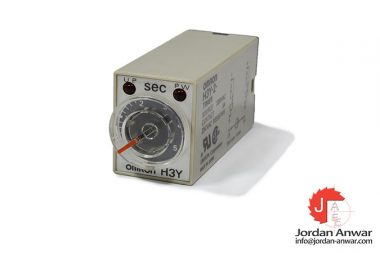 omron-H3Y-2-solid-state-timer