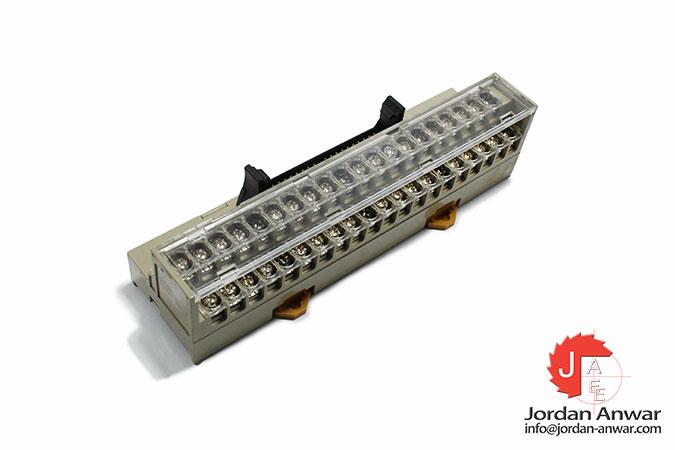 omron-XW2D-40G6-slim-connector-terminal-block