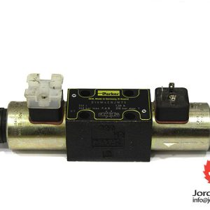 parker-D1VW4CNJW75-direct-operated-directional-control-valve