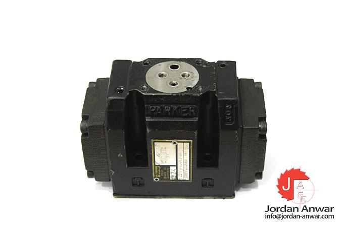 parker-D31VW4C4NJP66-pilot-operated-directional-control valve