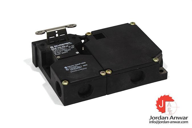 schmersal-AZM-160-22YP-interlock-switch