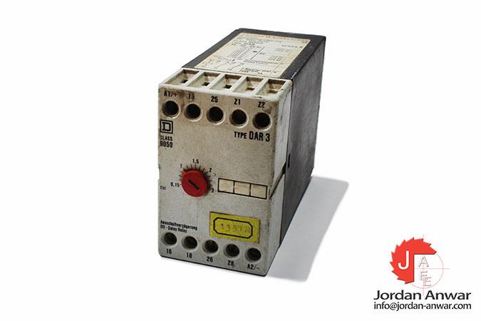 square-d-starkstrom-DAR-3-off-delay-relay