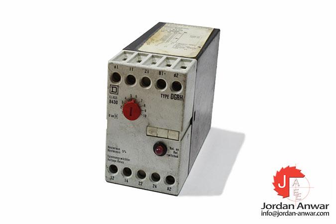 square-d-starkstrom-DGRH_-W-voltage-relay