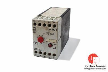 square-d-starkstrom-DWZ-3W-speed-control-relay