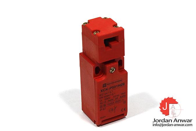 telemecanique-XCK-P591H29-interlock-Safety-Switch