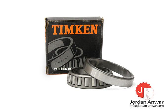 timken-18590---18520-tapered-roller-bearing