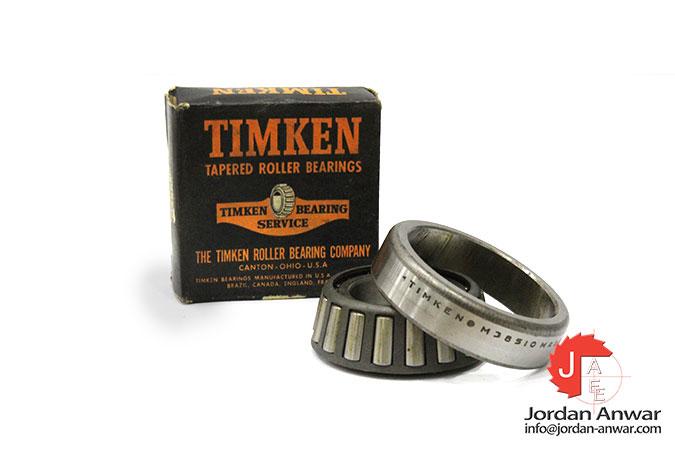 timken-M38549---M38510-tapered-roller-bearing