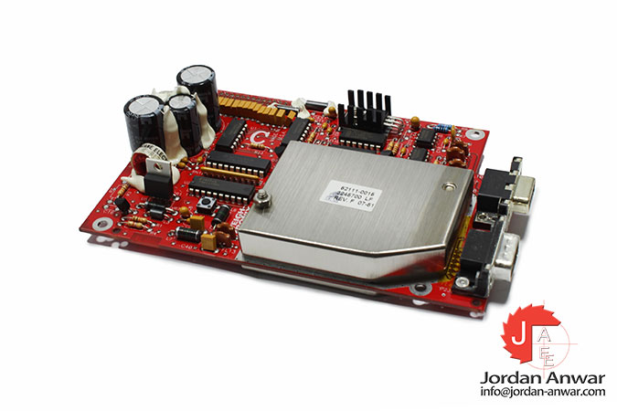 weigh-tronix-52111-0015-board
