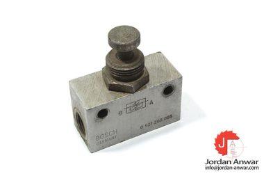 Bosch-0-821-200-005-flow-control-valve