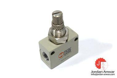 Metal-work-9041002-flow-control-valve