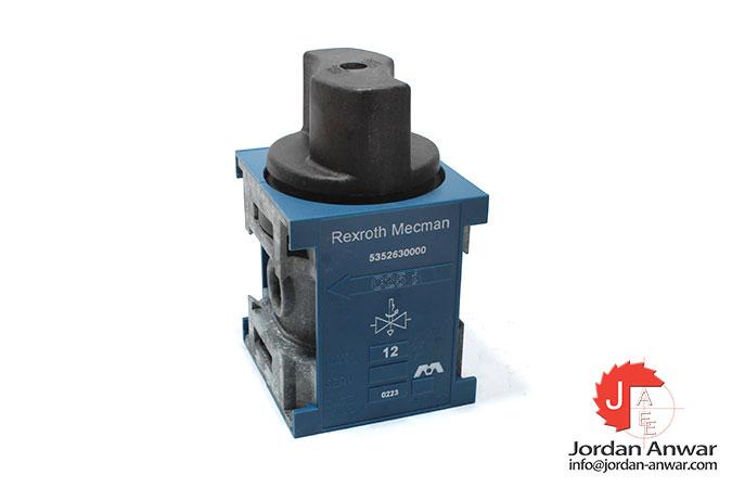 Rexroth-5352630000-valve