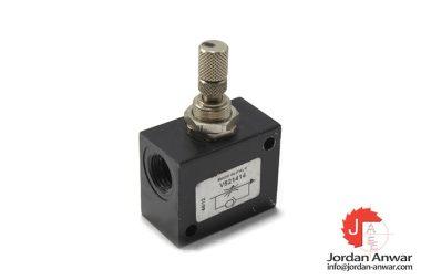 V521414-one-way-flow-control-valve