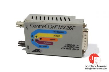 allied-telesyn-AT-MX26F-centrecom-fiber-optic-transceiver