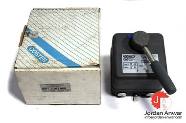 coster-CVH-058-rotary-actuator