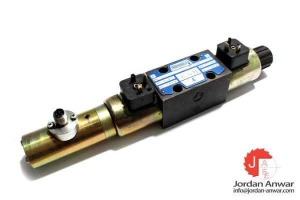 HOERBIGER PIL500PC06P12 S0893 A1 SOLENOID OPERATED DIRECTIONAL CONTROL VALVE