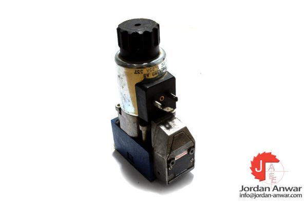 REXROTH R900205144 DIRECT OPERATED DIRECTIONAL SEATED VALVE