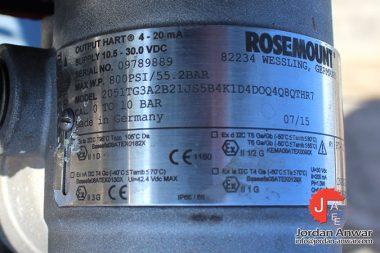 rosemount-2051TG3A2B21JS5B4K1D4DOQ4Q8QTHR7-in-line-pressure-transmitter