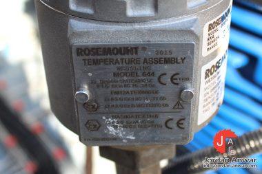 rosemount-644HAK1XAR4Q4QTHR7-temperature-transmitter