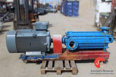 duchting-pumpen-LHK-125X8-high-pressure-centrifugal-pump