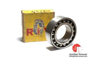 riv-3214-M-double-row-angular-contact-ball-bearing