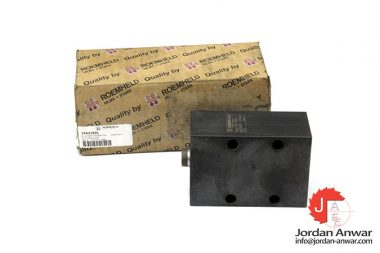roemheld-1543160L-hydraulic-block-cylinder