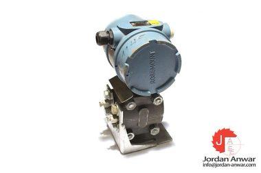 rosemount-G-1151-DP4-E25-J2-pressure-transmitter