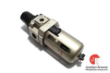 smc-AW40-F04-filter-with-regulator