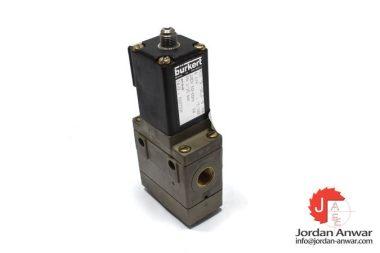 burkert-411-D-0.60-B-PA-G1_4-E-328-single-solenoid-valve