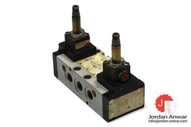 camozzi-454-V11-double-solenoid-valve