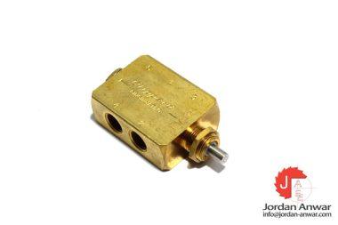 clippard-FV-3P-spool-plunger-valve