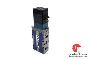 festo-110274-single-solenoid-valve