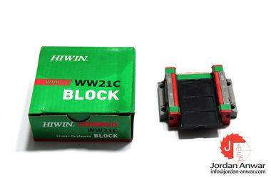 hiwin-WEW21CC-linear-guideway-block