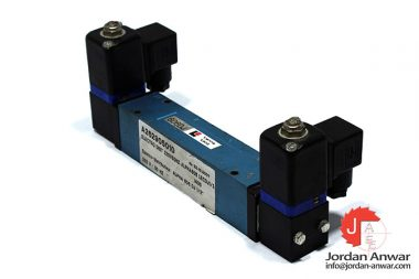 verins-lecq-606DJ-double-solenoid-valve
