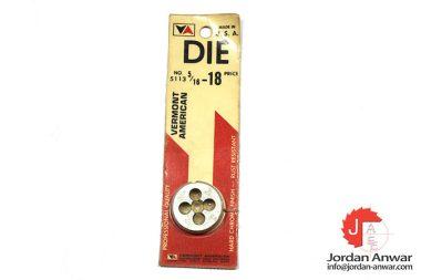 vermont-5113-round-die
