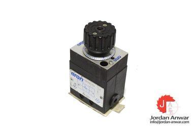 Aron-QC32Q54-5-flow-control-valve