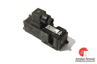 Hartmann-lammle-WE-03-12P-solenoid-operated-directional-valve