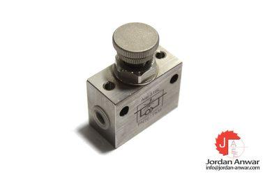 Legris-one-way-flow-control-valve
