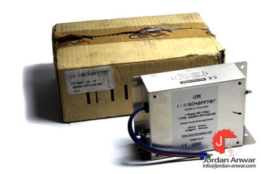 Schaffner-3G3MV-PFI1020-SE-RFI-filter