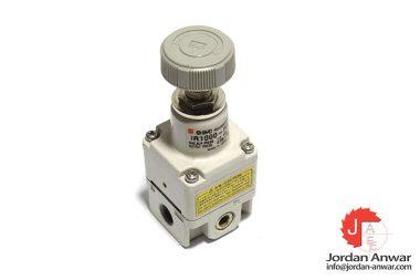 Smc-IR1000-F01-pressure-regulator
