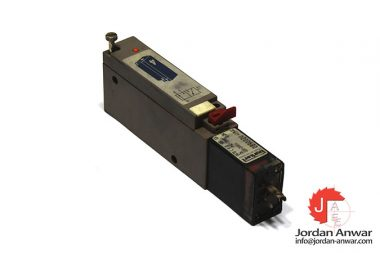 burkert-089002V-single-solenoid-valve