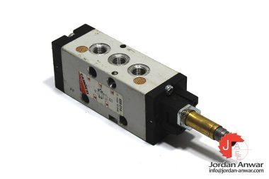 camozzi-458-016-single-solenoid-valve