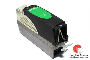 Frequency Inverter, Inverter Drive, Universal Variable Speed AC Drive for Induction and Servo Motors, Unidrive, Power 2.2 kW, Control Techniques