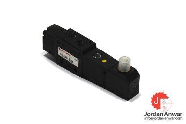 norgren-V19A317A-B213A-single-solenoid-valve
