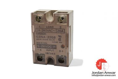 omron-G3NA-220B-solid-state-relay