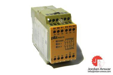pilz-PNOZ-X3-110VAC-24VDC-3N_O-1N_C-1SO-safety-relay-6