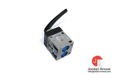 Festo-8995-hand-lever-valve