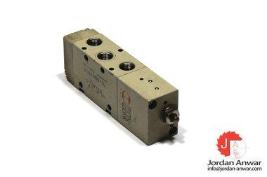 Metal-work-MAV-25-BRE-OO-hand-operated-valve